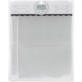 Misc Me Binder Page Protector Variety Pack