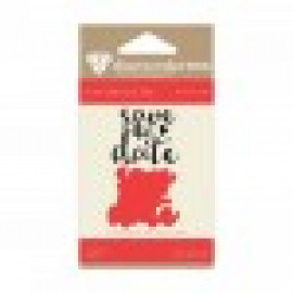 Mini stamp & die Save the Date