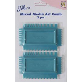 MIXED MEDIA ART COMB  PC