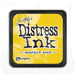Mini distress ink pad Mustard seed