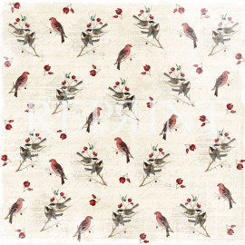 NORDIC LIGHT COLLECTION MISS MARGIT - BIRDS