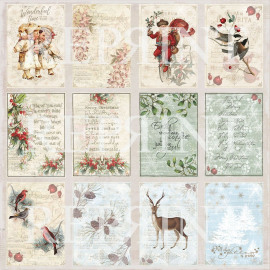 NORDIC LIGHT COLLECTION MISS MARGIT - TAGS