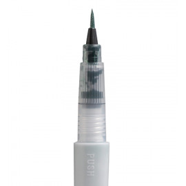 Wink of stella brush dark green
