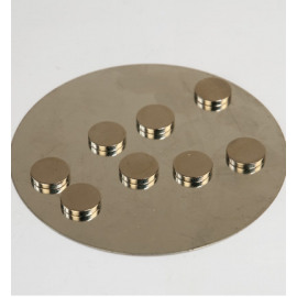 Magneten 10 x 2mm