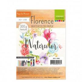 Florence • Aquarelpapier texture 300g A5 100pcs