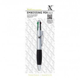 EMBOSSING PEN 4 IN 1