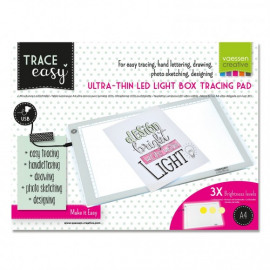 ULTRA -THIN LED LIGHT BOX TRACING PAD