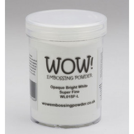 Opaque Bright White 160ml