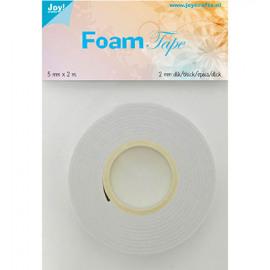 Foam tape 5mm x 2mm dik