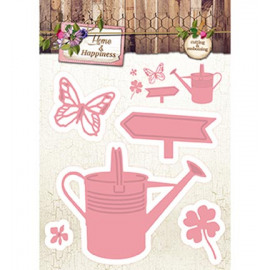 Cutting & Embossing Home & Happiness 20