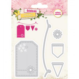 cutting & embossing Celebrate spring 32