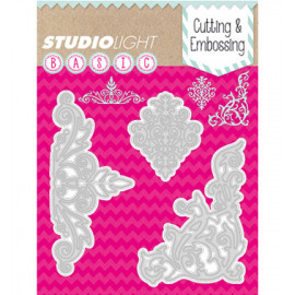Cutting & Embossing Basic 40