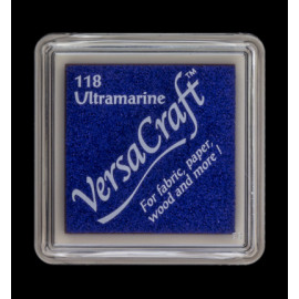 VersaCraft Small Inkpad-Ultramarine