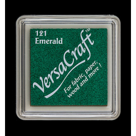 VersaCraft Small Inkpad-Emerald