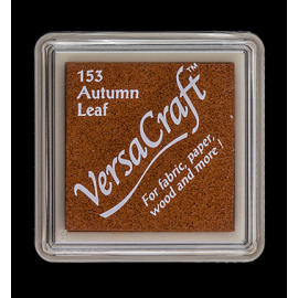 VersaCraft Small Inkpad-Autumn leaf