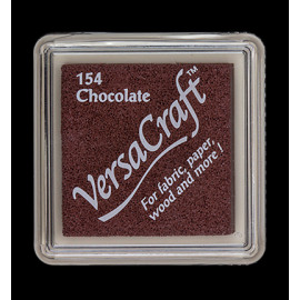 VersaCraft Small Inkpad-Chocolate