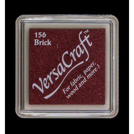 VersaCraft Small Inkpad-Brick