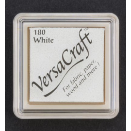 VersaCraft Small Inkpad-White