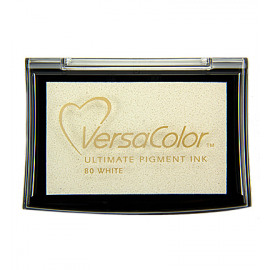 VersaColor Ink Pad - WHITE