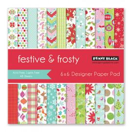 Festive & frosty