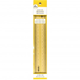 sticky precision ruler
