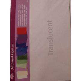 Parchment Paper White