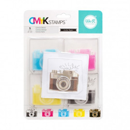 We R Memory Keepers stamp kit camera