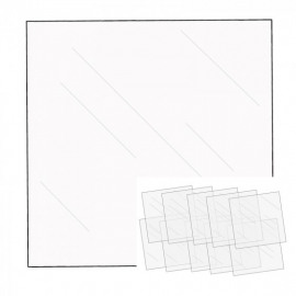 We R Memory Keepers clear sheets 12x12