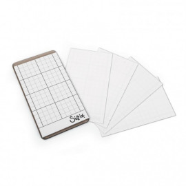 Accessory sticky grid sheets x5