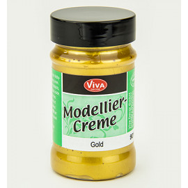 Modellier creme gold