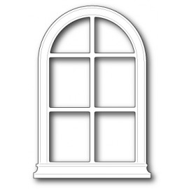 GRAND MADISON ARCHED WINDOW