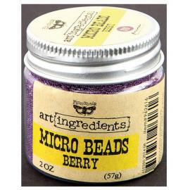 Prima Micro beads - Berry
