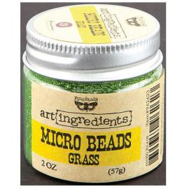Prima Micro beads - grass
