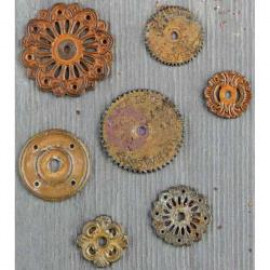 Mechanicals Rustic Washers