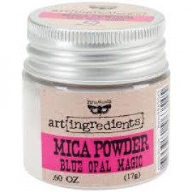 Prima Mica Powder - Blue opal magic