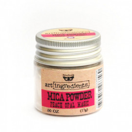 Prima Mica Powder - Peach opal magic