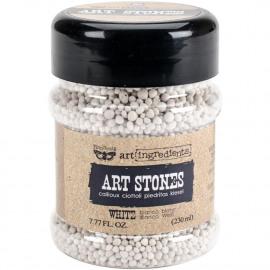 Art Stones white