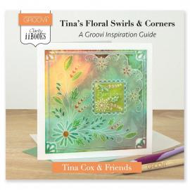 Clarity II books: Tina's Floral Swirls & Corners