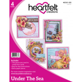 Under the sea card kit