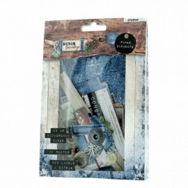 Studio Light die cut paper set nr.645