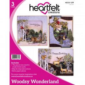 Card Kit - Woodsy Wonderland