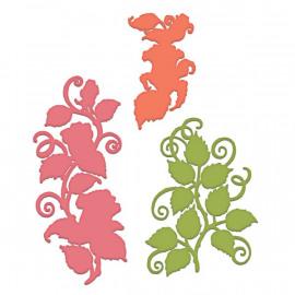 Craft Dies - Classic Rose Vines