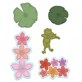 Craft Dies - Water Lily