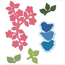 Craft Dies - Birds and Blooms