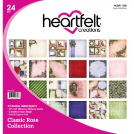 Paper Collection - Classic Rose