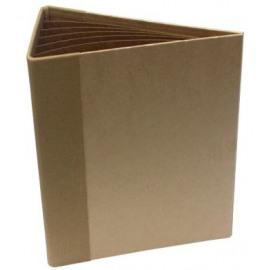 3D Flip Fold Album Kraft