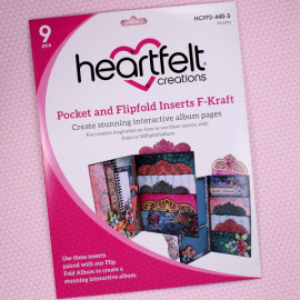 Pocket and Flipfold Inserts F - Kraft