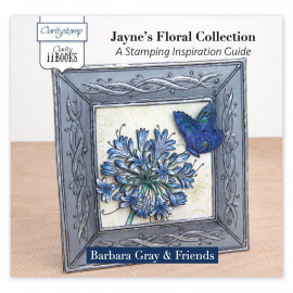 JAYNE'S FLORAL COLLECTION  CLARITY  ii BOOK