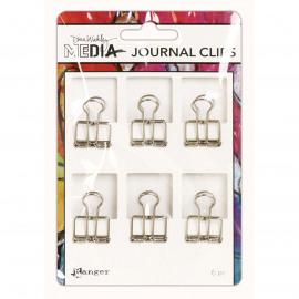 media journal clip small x6