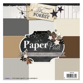 Paperpad Frozen Forest 38